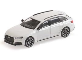 Audi RS4 2018 Avant 1:87 (mc18214)