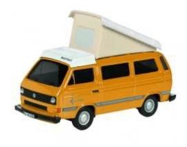 VW T3 Camper geel 1:87 Sch26090