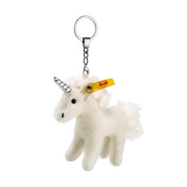 Steiff sleutelhanger eenhoorn 11 cm. EAN 030918