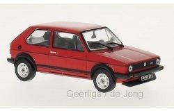 VW Golf 1 1600 GTI 1976 1:43 WB239