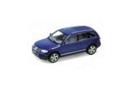 VW Touareg. Welly 22452W  1:24