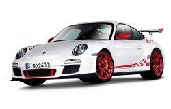 Porsche 911 997 GT3 2010 1:24 Luc24213W