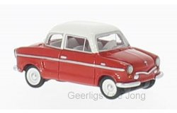 NSU Prinz lll red/white. BOS87270