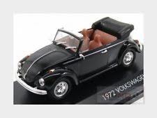 VW Beetle 1972 1:43 LCD43220Bl.
