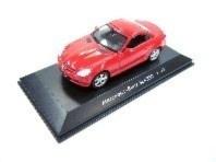 80105 Mercedes-Benz SLK, rood.