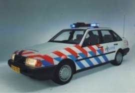 """IxoT9-43061.  """"Rijkspolitie District Alkmaar""""  1:43"""