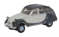 2CV Charleston Two tone Grey NCT006
