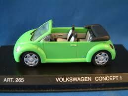 VW Concept 1 1994 Cabrio 1:43 DC265
