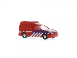 VW Caddy Brandweer (NL), 1:160 Ri16980