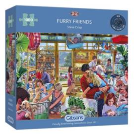 Furry Friends (1000) G6291