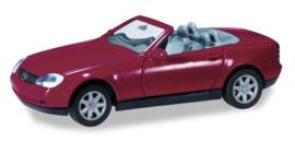 Mercedes-Benz SLK, rood Minikit H012188-006