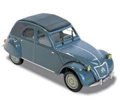 Citroën 2CV AZLP 1:43 Nor151352
