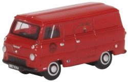 Ford 400E Van Royal Mail 1:87 OxNFDE004