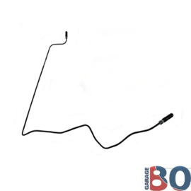Hydraulic brake pipe right front OE 95596540