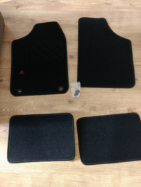 Car mats for a Citroen Visa