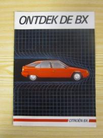 Citroen BX type1