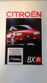 Citroen BX Bekroond in Europa en daar buiten