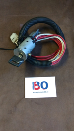 Ignition lock BX with flat key