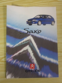 Folder Citroen Saxo type 2