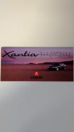 Kleuren en prijzen Xantia 1A