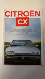 Citroen CX type 1986