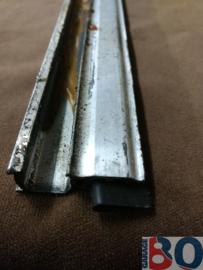 Raamgeleider BX aluminium voorzijde 95633346