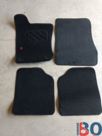 Car mats for a Citroen BX