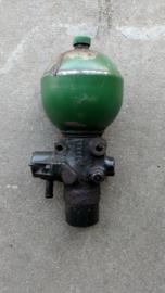 Pressure regulator BX