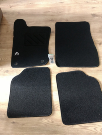 Car mats for a Citroen CX