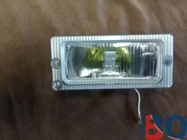 Mistlampen BX, AX, CX SIM 3216 Blank/Geel