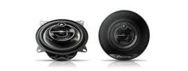 Pioneer speakers 13 CM voor in de voordeur van je BX