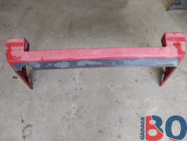 Rear bumper BX break red
