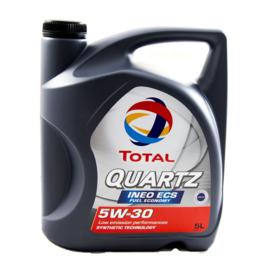 Total 5W30 5L Ineo Quartz 9000 Motorolie