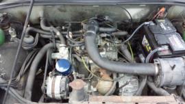 Motor en motor onderdelen