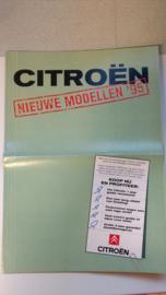 Citroen Modellen 1995
