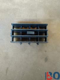 Heater grille black