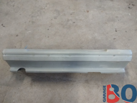 Rear bumper berline grey