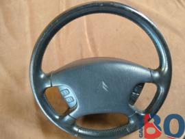 Steering wheel and airbag XM or Xantia leather
