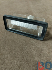 License plate light BX