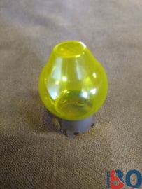 Yellow cap for H4 lamp set of 2