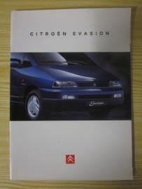 Citroen Evasion