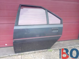 Left rear door BX