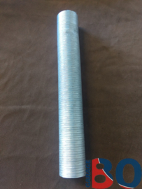 Aluminium tube between airfilter and exhaused 1 meter