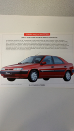 Flyer Xantia Tentation