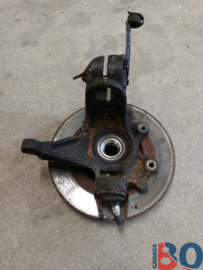 steering knuckle BX left side