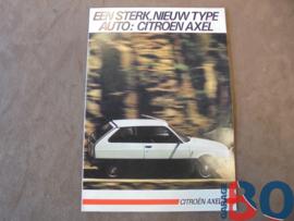 Folder Citroën Axel