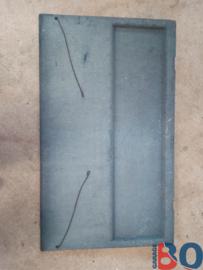 Parcel Shelf blue