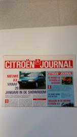 Citroen Journal