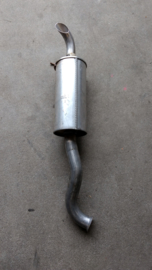 Exhaust silencer  084039