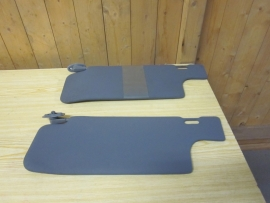Sun visor BX grey set